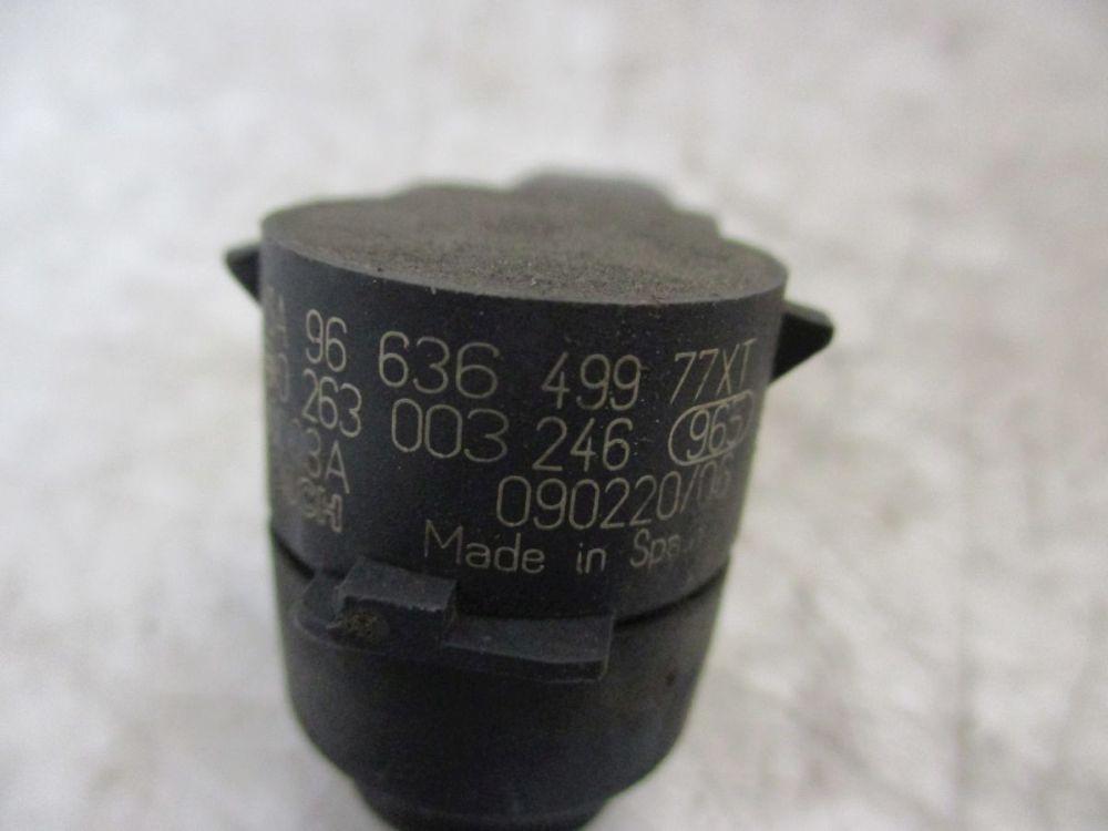 PDC Parksensor 9663649977,0263003246 CITROEN C5 BREAK 2.0 HDI Sensor RE/_