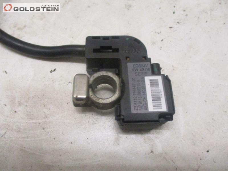 Batterie Kabel Minus IBS 7564491 BMW Z4 (E85) 3.0I | eBay