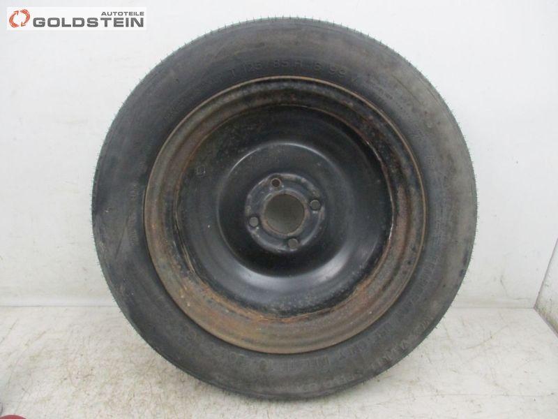 Notrad Reserverad Ersatzrad Michelin T125/85 R16 99MPEUGEOT 5008 1.6 HDI (T87E)