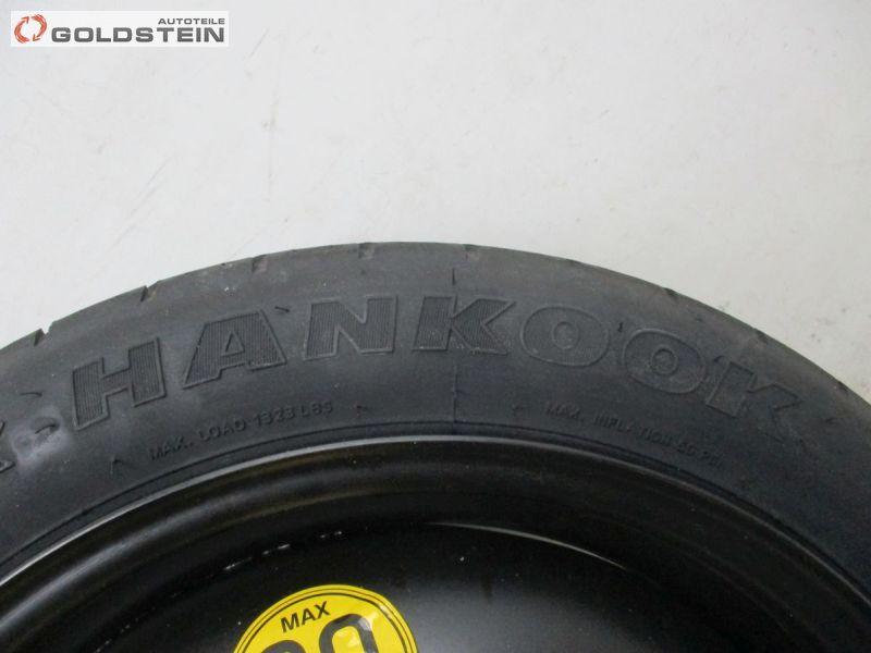 Notrad Ersatzrad Reserverad Hankook T115/70R15 90MSMART FORFOUR (454) 1.5 CDI