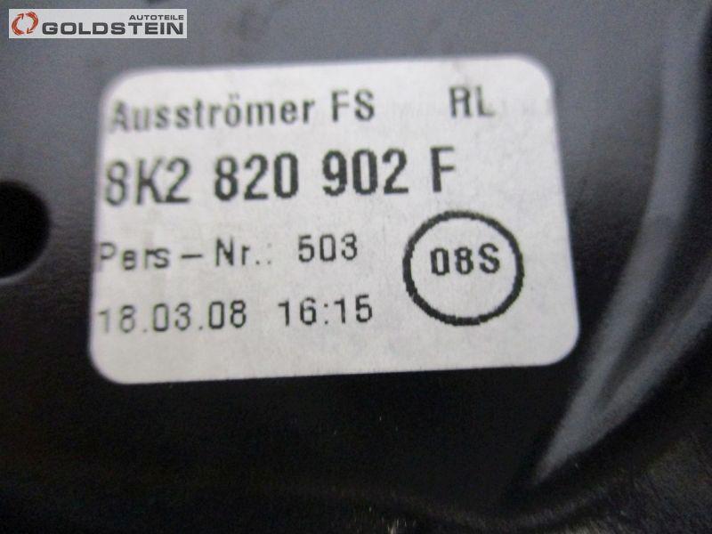 Luftdüse Lüftergitter Belüftung Air vent Rechts RHD RechtslenkerAUDI A4 (8K2, B8, 8K) 1.8 TFSI