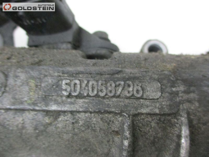 Ansaugkrümmer Ansaugbrücke IVECO DAILY III BUS 35 S 12, 35 C 12, 40 C 12