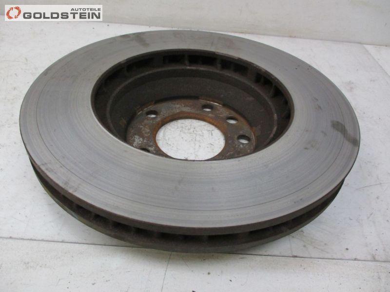 Bremsscheibe Bremsscheiben set Vorne L / R 350x34mmAUDI Q7 (4L) 3.0 TDI
