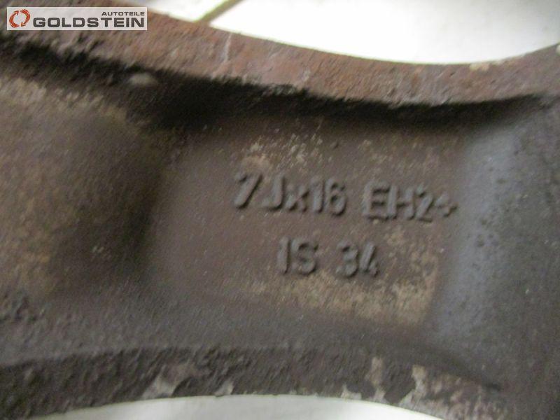 Alufelgen Satz 7Jx16 ET34 16 Zoll 156 StylingBMW 3 (E90) 318D