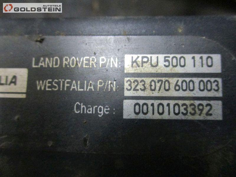 Anhängerkupplung Abschleppöse Hinten Rechts Links SatzLAND ROVER RANGE ROVER III (L322) LM 4.4 4X4