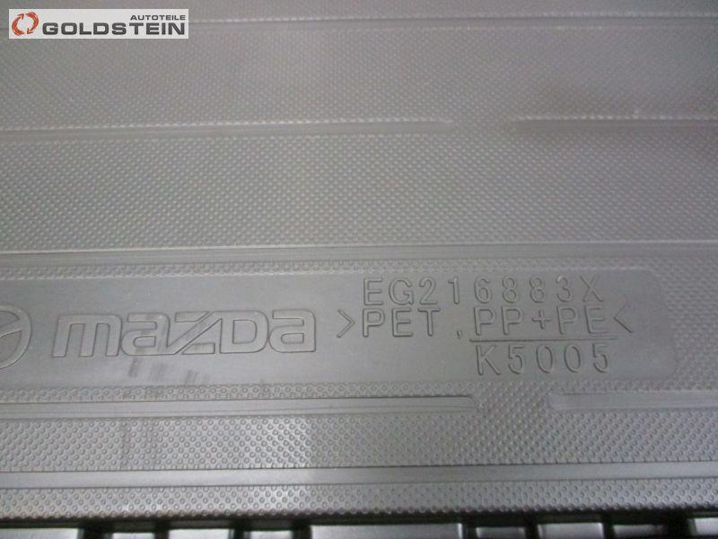 Bodenbelag Kofferraum KofferraumbodenMAZDA CX-7 (ER) 2.3 MZR DISI TURBO AWD