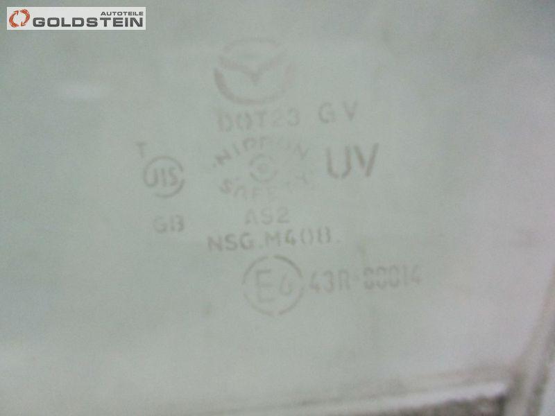 Seitenscheibe Fensterscheibe vorne rechts MAZDA CX-7 (ER) 2.3 MZR DISI TURBO AWD