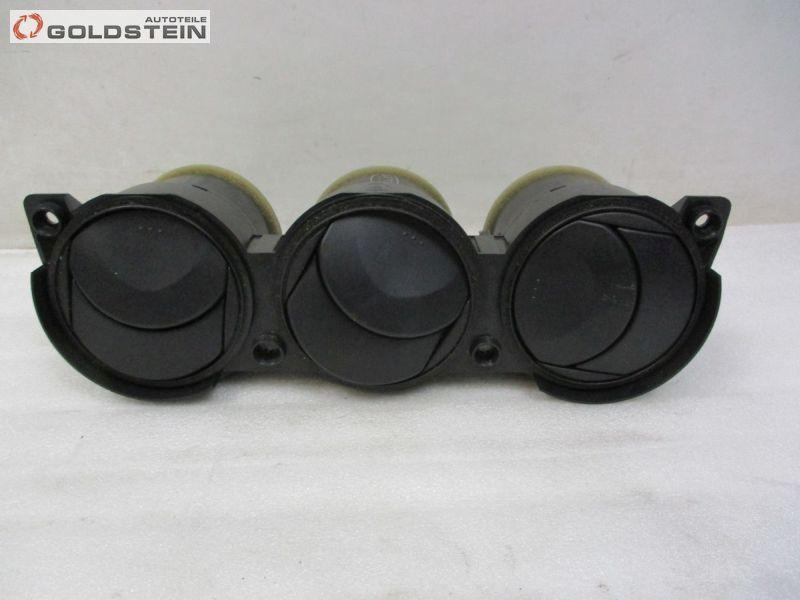 Luftdüse Lüftergitter Belüftung Air vent vorne mitteMAZDA CX-7 (ER) 2.3 MZR DISI TURBO AWD