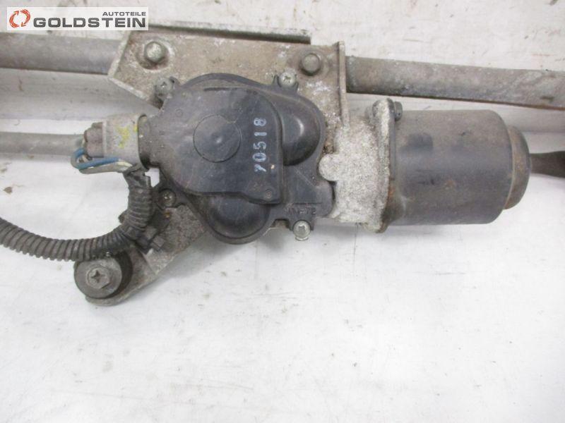 Wischermotor vorne Wischergestänge RHD RechtslenkerNISSAN NAVARA (D40) DOUBLE CAB  2.5 DCI 4WD