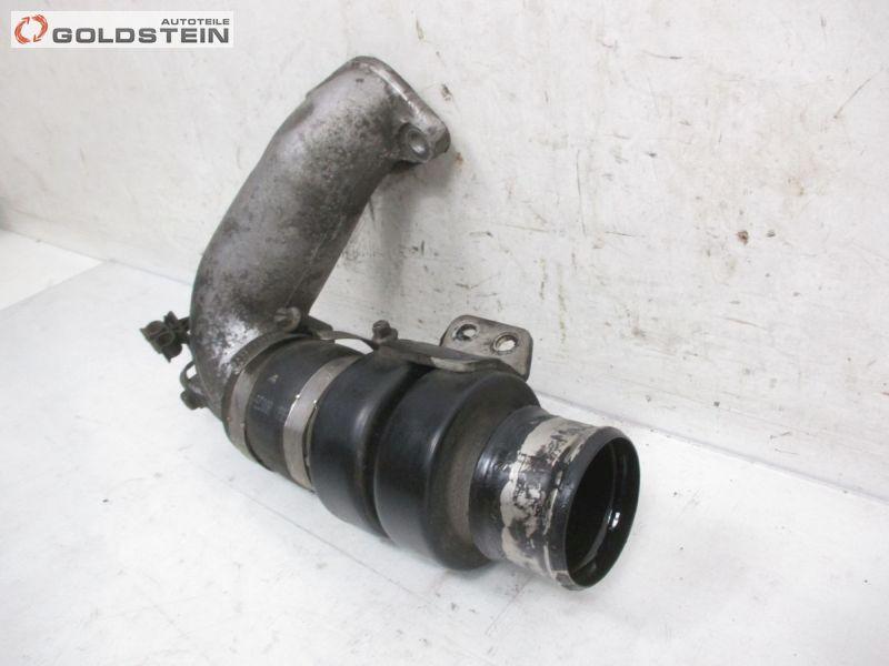Ladeluftleitung Ladeluftrohr Ladeluftschlauch Turbo EinlassNISSAN NAVARA (D40) DOUBLE CAB  2.5 DCI 4WD