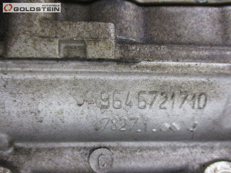 Stirndeckel (Motor) STEUERGEHAEUSEHALTER Halter XFV ES9APEUGEOT 407 COUPE (6C_) 3.0 V6