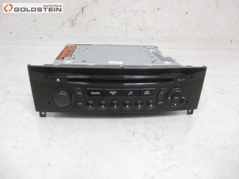 CD-Radio Autoradio PlayerPEUGEOT RCZ 2.0 HDI