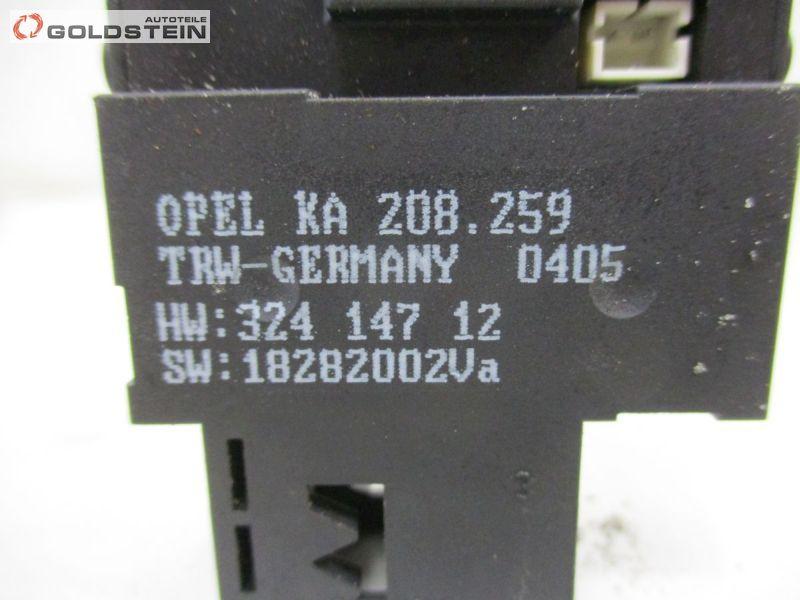 Steuergerät Schalthebel AtomatikgetriebeOPEL SIGNUM 2.2 DIRECT