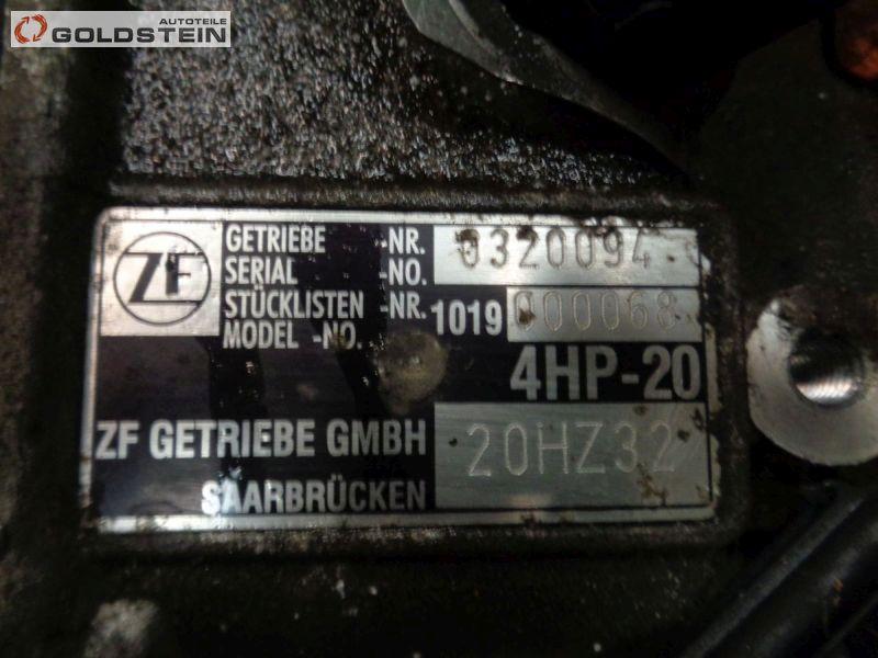 Automatikgetriebe Getriebe 20HZ32 BVA4PEUGEOT 407 SW (6E_) 2.0 HDI 135