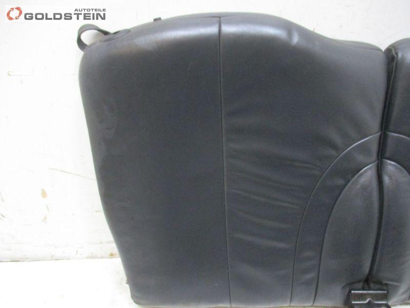 Sitzbank Sitz Sitze Hinten Rückbank Rücksitz LederMINI MINI CABRIOLET (R52) COOPER S