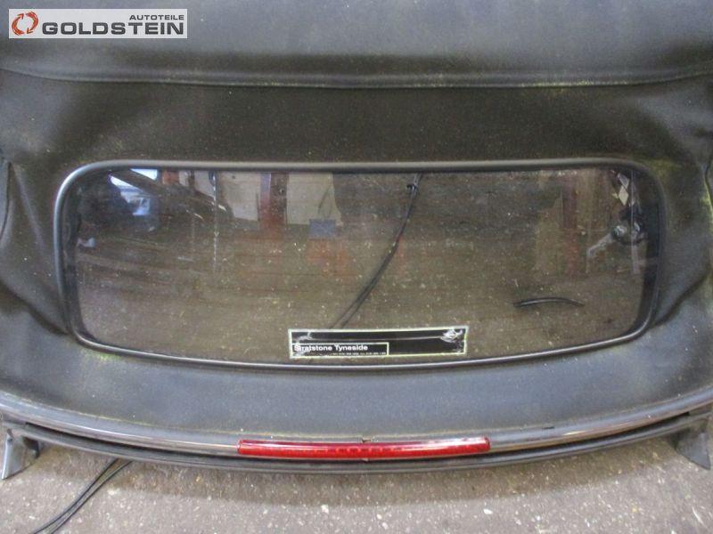 Dach Cabrio Verdeck Schwarz RahmenMINI MINI CABRIOLET (R52) COOPER S