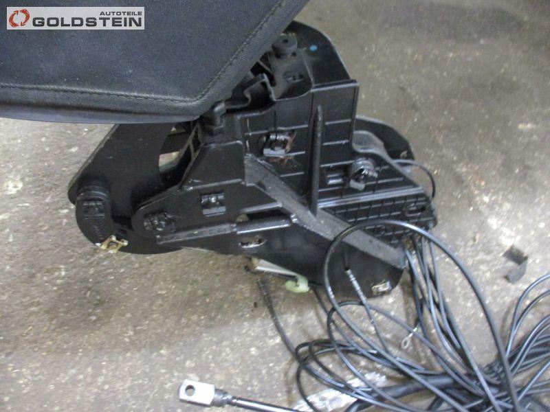Dach Cabrio Verdeck Schwarz RahmenMERCEDES-BENZ CLK CABRIOLET (A209) C209 W209 CLK 280