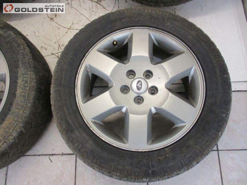 Reifen auf Alufelgen Kompletträder Allwetterreifen 255/55R19 111H 19 ZollLAND ROVER DISCOVERY III (L319) 2.7 TD 4X4