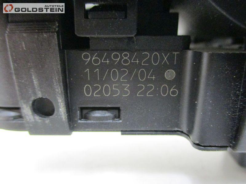 Schalter Fensterheber Fensterheberschalter Vorne LinksPEUGEOT 307 BREAK (3E) 2.0 HDI 135