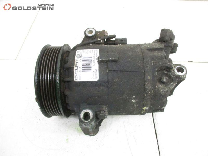 Klimakompressor Kompressor Klimaanlage RENAULT GRAND SCENIC II (JM0/1_) 2.0 DCI
