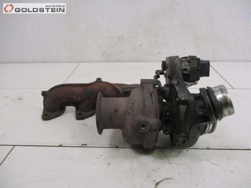 Turbolader Abgaskrümmer StellmotorBMW 3 (E90) 318D LCI