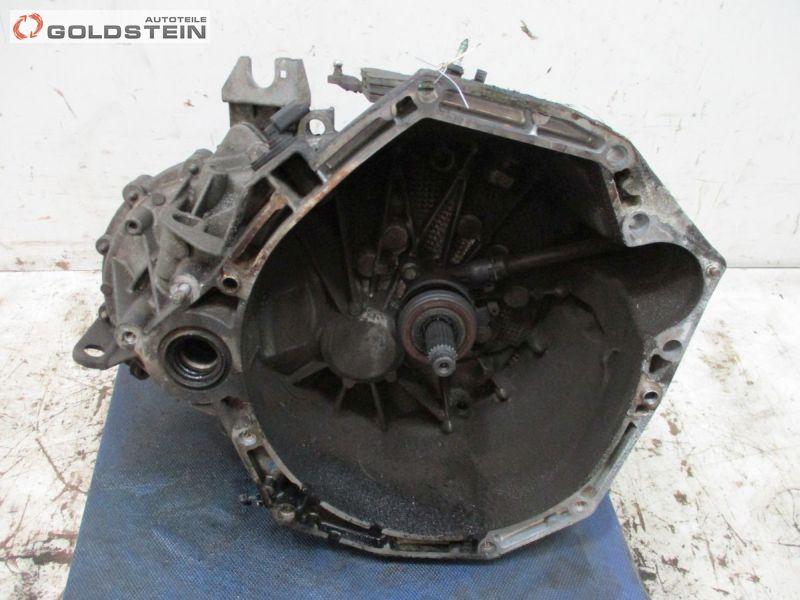 Schaltgetriebe Getriebe 6 Gang NISSAN QASHQAI (J10, JJ10) 1.5
