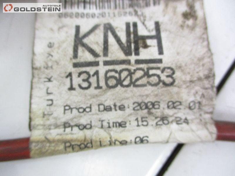 Kabel Motor Motorkabelbaum ServopumpeOPEL SIGNUM 1.9 CDTI