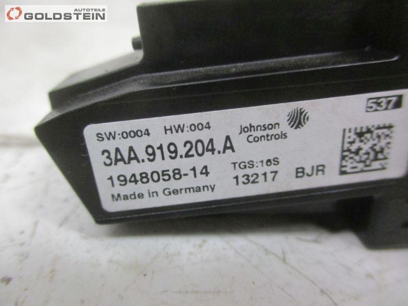 Armaturenbrett Uhr AnaloguhrVW PASSAT B7 3C (362) 2.0 TDI