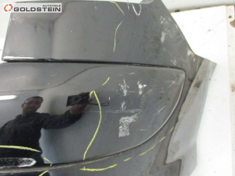 Stoßstange hinten Heckschürze KTV SCHWARZ PERLA NERAPEUGEOT 308 SW 1.6 HDI
