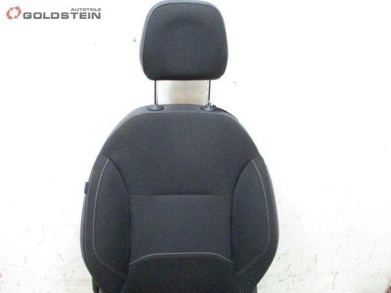 Sitz vorne rechts Schwarz Anthrazit SportsitzCITROEN C3 II 1.2 VTI 82