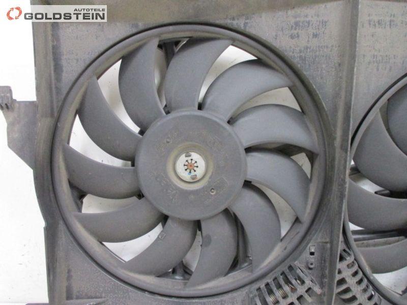 Kühlerlüfter Motorlüfter Lüfterzarge Lüfter SAAB 9-3 (YS3F) 2.2 TID