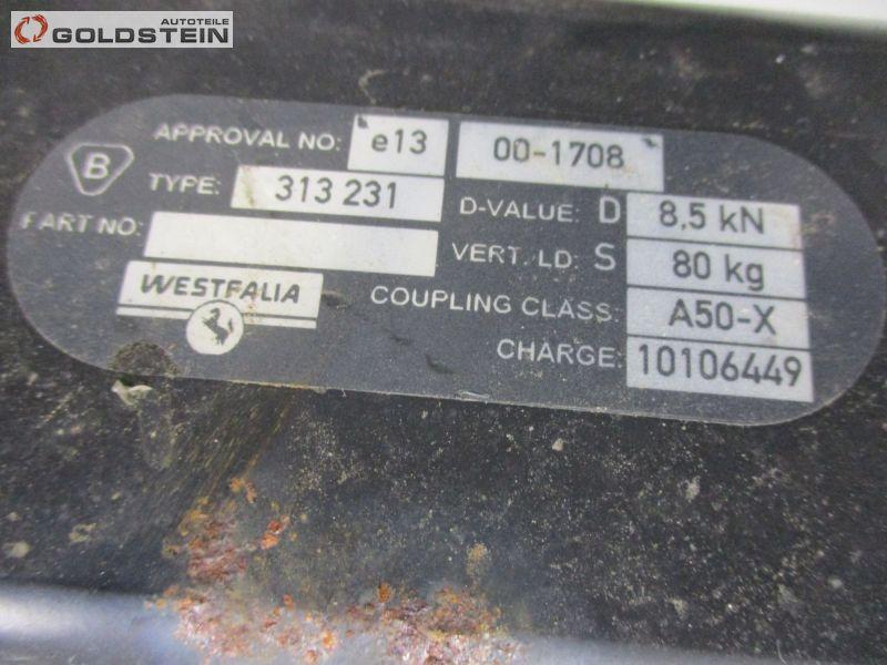 Anhängerkupplung mit E-Dose abnehmbar Kugelkopf SteuergerätMERCEDES-BENZ B-KLASSE (W245) B 180