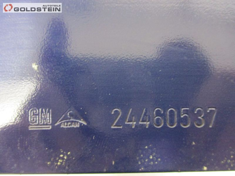 Stoßstangenträger Pralldämpfer Querträger vorne Z20Z RoyalblauOPEL ZAFIRA B (A05) 1.7 CDTI