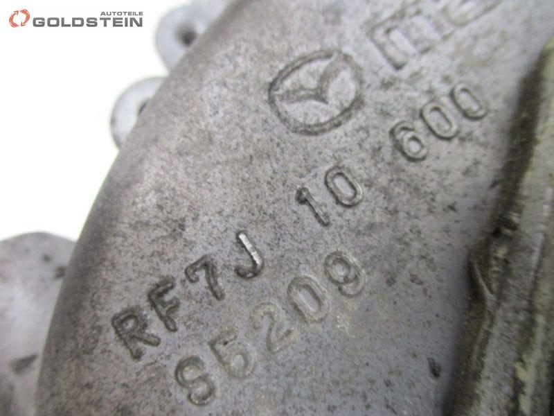 Stirndeckel (Motor) MAZDA 5 (CR19) 2.0 CD