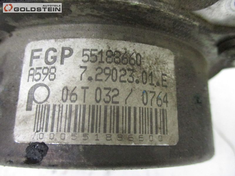 Vakuumpumpe Unterdruckpumpe OPEL SIGNUM 1.9 CDTI