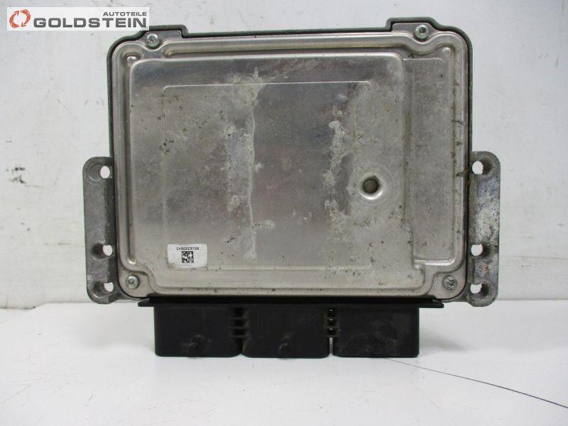 Steuergerät Motor Motorsteuergerät FORD FIESTA VI 1.6 TDCI
