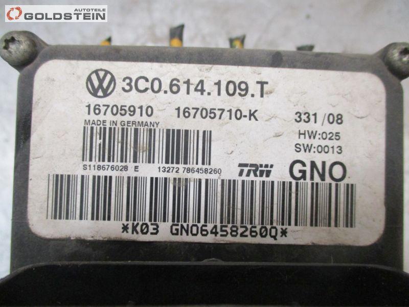 ABS-Regler Hydraulikblock ABS SteuergerätVW PASSAT CC (357) 2.0 TDI