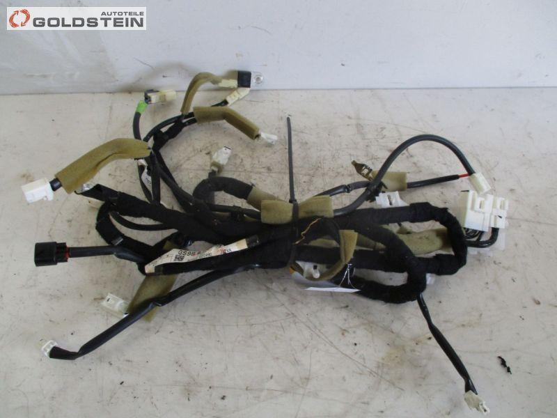 Kabel Heckklappenkabelbaum Heckdeckel LimousineMAZDA 6 (GH) 2.5 SPORT MZR