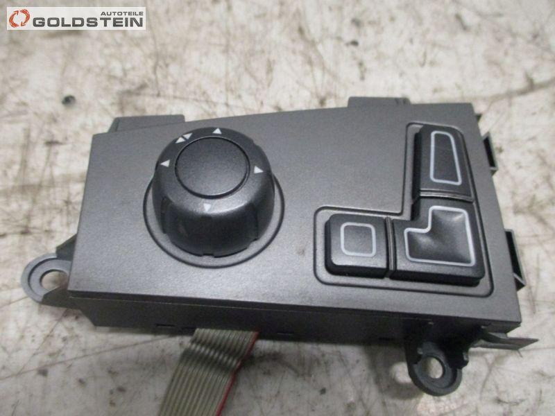 Schalter Sitzverstellung Sitzregulierung vorne links FahrersitzBMW 7 (E65, E66) 730 LCI FACELIFT