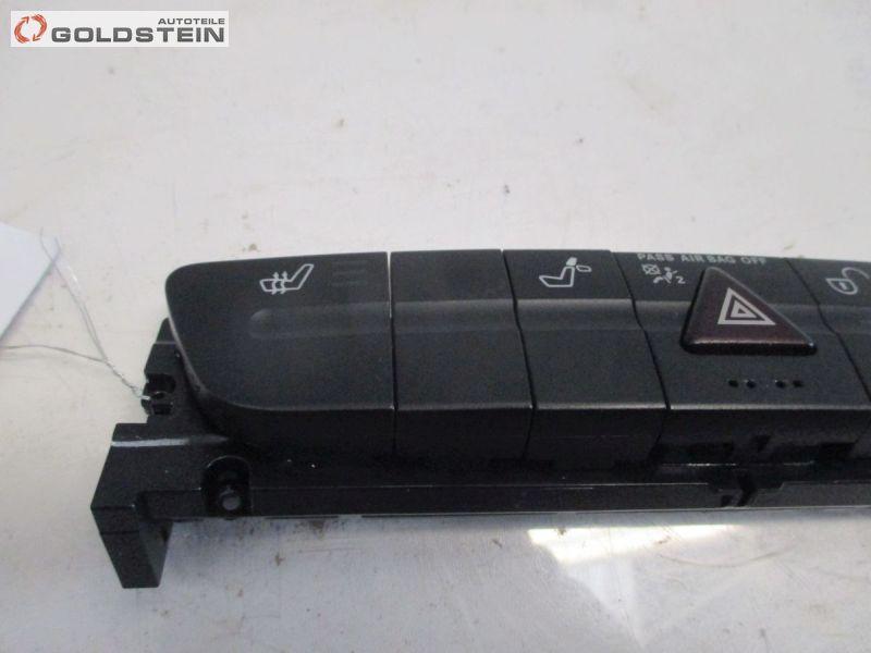 Schalter Schalterleiste ESP SitzheizungMERCEDES-BENZ CLS (C219) CLS 320 CDI