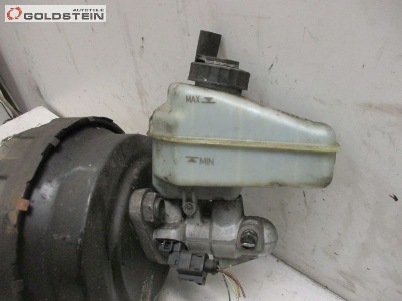 Bremskraftverstärker Hauptbremszylinder RHD RECHTSLENKERAUDI TT (8J3) 2.0 TFSI
