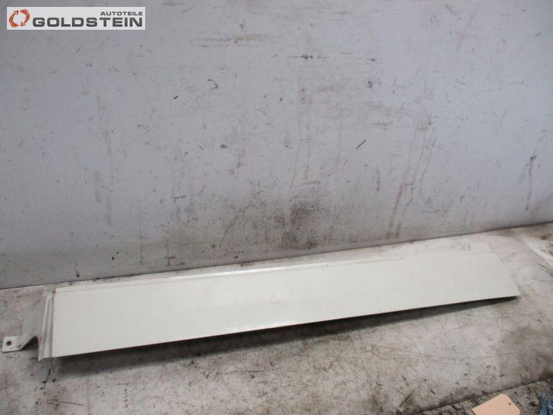 Blende rechts hinten Leiste Verkleidung Blech Schiebetür SchieneVW TRANSPORTER V KASTEN (7HA, 7HH, 7EA, 7EH