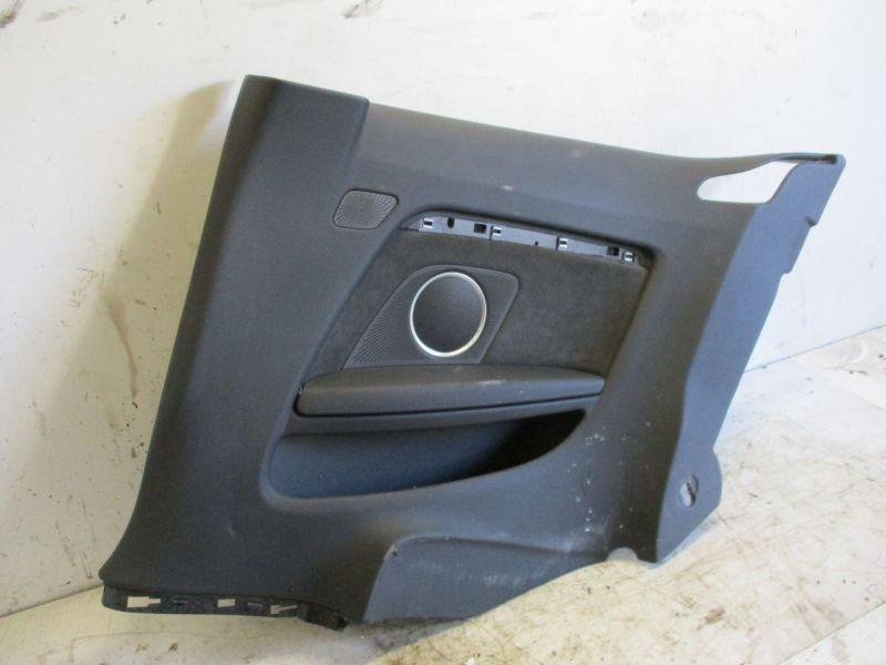 Türverkleidung rechts hinten Seitenverkleidung Wandpappe AlcantaraAUDI A5 (8T3) 3.0 TDI QUATTRO