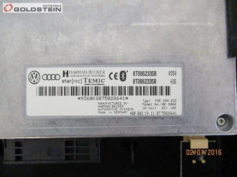 Steuergerät Interface Bluetooth SteuergerätAUDI A4 (8K2, B8) 1.8 TFSI