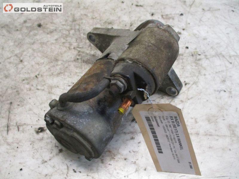 Anlasser StarterMAZDA RX 8 (SE17) 2.6 WANKEL