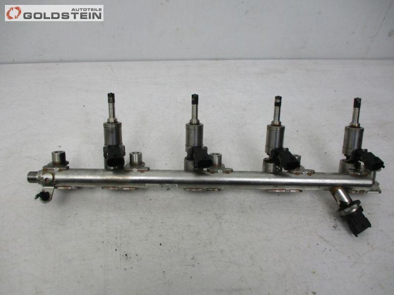 Verteilerrohr Kraftstoff Einspritzleiste Raildrucksensor EinspritzdüseFORD FOCUS III 2.0 ST