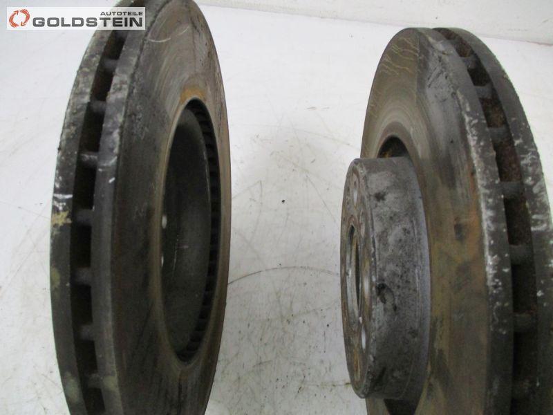 Bremsscheibe Satz vorne Bremsscheiben BremsbelägeAUDI A3 SPORTBACK (8PA) 2.0 TDI QUATTRO