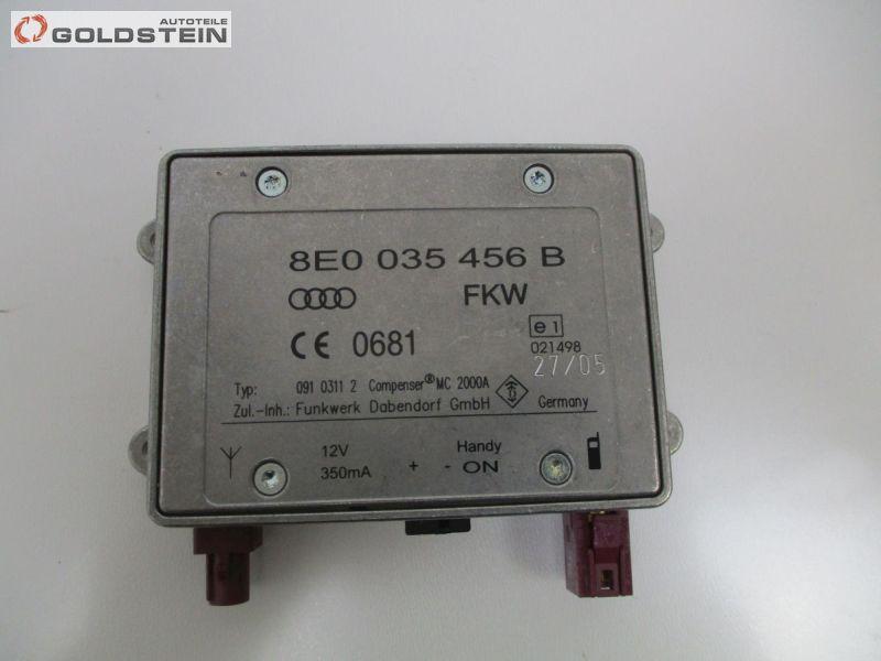 Antenne Verstärker Antennenverstärker AUDI A6 AVANT (4F5, C6) 2.7 TDI