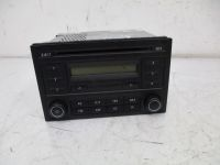 CD-Radio <br>VW FOX (5Z1, 5Z3) 1.4 TDI
