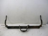 Anhängerkupplung Stoßstangenträger<br>CITROEN JUMPER KASTEN III 2.2 HDI 110